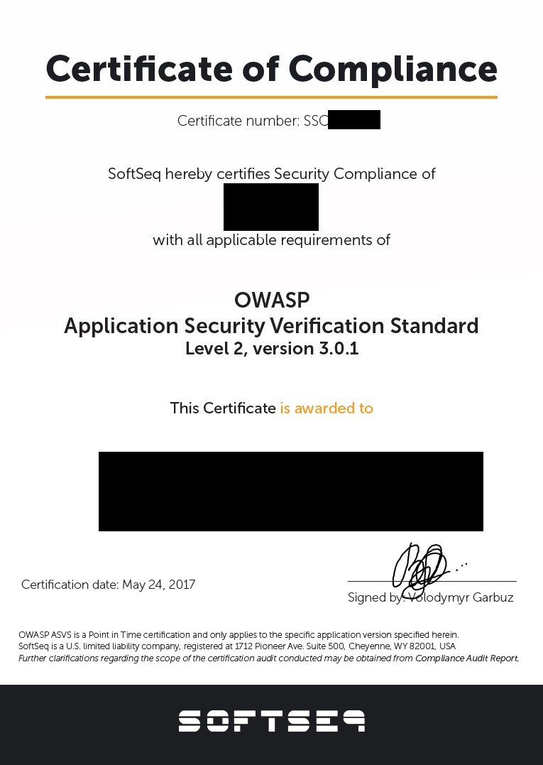 Software Security Audit - SoftSeq